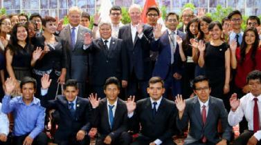 De San Marcos a Harvard: 142 estudiantes reforzarán su preparación en EE.UU.