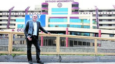 Nombre del Estadio Monumental seria negociado