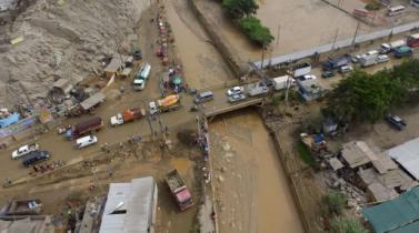 Perú crecería solo 2.4% este año por efectos del Niño Costero, según Maximixe