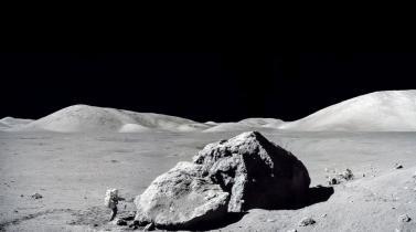 Conozca las mejores imágenes de la Luna tomadas por astronautas en las misiones Apolo