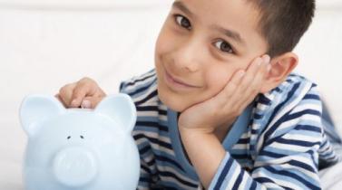 Diez pasos para cultivar el hábito de ahorrar en sus hijos desde temprana edad