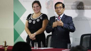 Minagri dispone acciones legales contra exviceministra Eufrosina Santa María