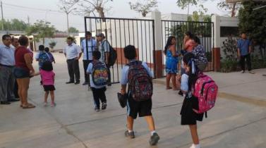 Indecopi: colegios particulares deberán cumplir las horas lectivas ante reinicio de clases
