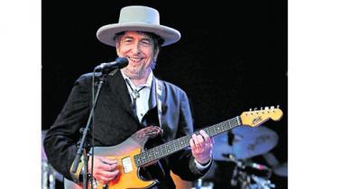 Bob Dylan rumbo a Estocolmo, pero para un concierto, ¿y su discurso como Nobel?