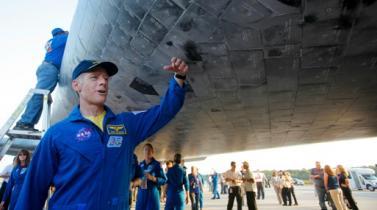 Chris Ferguson, el astronauta leyenda que ahora diseña los trajes para la NASA