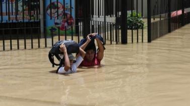 Senamhi: Lluvias en la selva sur del Perú aumentarían a inicios de abril