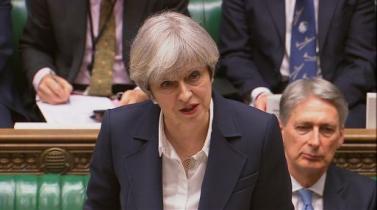 Brexit: May pide en su carta a la UE un acuerdo comercial