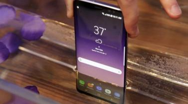 Samsung presenta nuevo Galaxy S8 con asistente virtual y sin botones en parte frontal