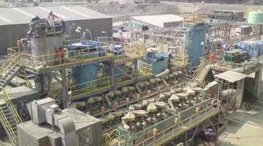Votorantim anuncia que refinería Cajamarquilla reanuda operaciones al 50%