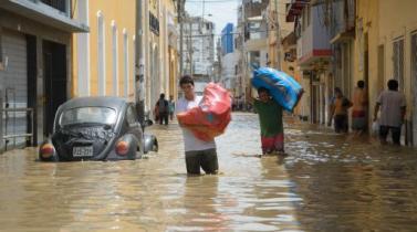 MEF a gobiernos regionales y locales: ¿Cómo atender las emergencias por lluvias y huaicos?