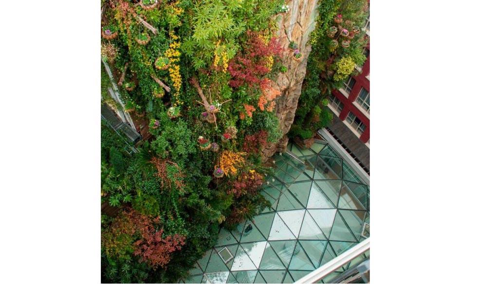 Los jardines verticales m s grandes del mundo tendencias for Jardines verticales lima
