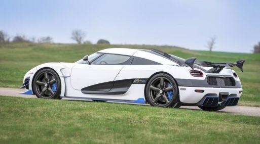 El auto puede llegar a casi 100 k/h en 2.8 segundos. (Foto: Koenigsegg)