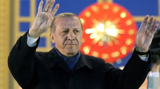 Recep Tayyip Erdogan. (Foto: AFP)