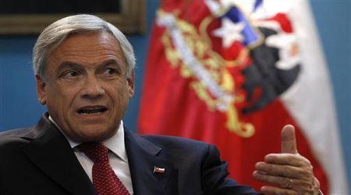 Sebastián Piñera. (Foto: Reuters)