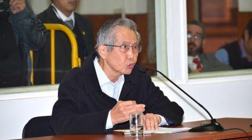 Fernando Zavala afirma que gobierno no evalúa un indulto a Alberto Fujimori