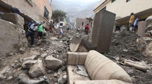 Recién desde este mes reconstruirán viviendas afectadas — El Niño Costero