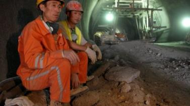 Israel contratará a 6,000 obreros chinos del sector de la construcción