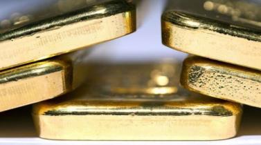 Oro sube levemente pero se prevén más pérdidas