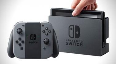 <b>Nintendo.</b> Espera vender diez millones de consolas Switch en un año