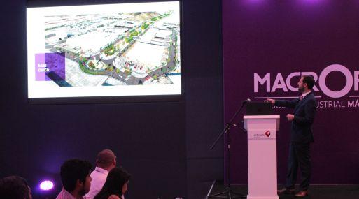 MacrOpolis lanzó hoy al mercado su oferta de lotes industriales con espacios de menor tamaño.