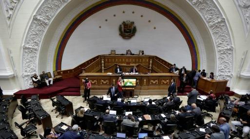 ''Ha arrancado el proceso constituyente'': Nicolás Maduro