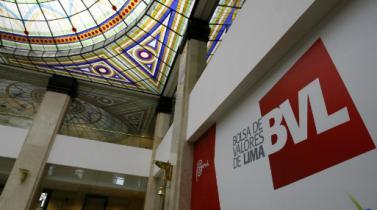 BVL cierra con mayor baja de casi 3 semanas en línea con precios de metales