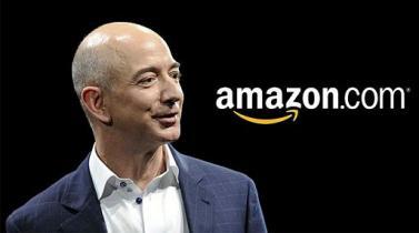Jeff Bezos de Amazon a solo US$ 5,000 millones de ser la persona más rica del mundo