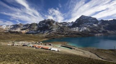 Utilidad de minera Volcan de Perú crece 21.7% en el primer trimestre