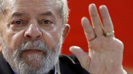 Lula reivindica su inocencia y adelanta batalla por la Presidencia