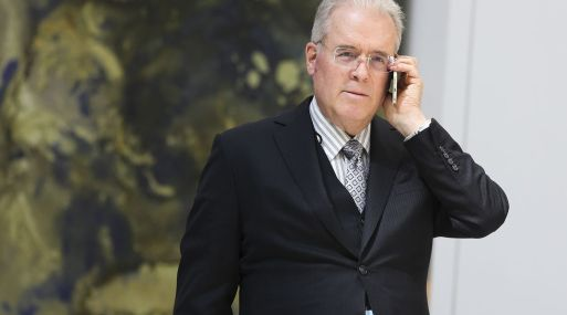 Robert Mercer. (Foto: Bloomberg)