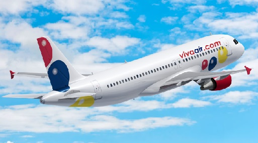 Viva Air inició hoy sus vuelos desde S/ 59.90 a nivel nacional