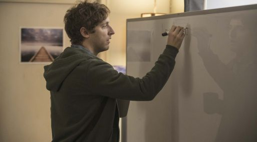 Thomas Middleditch en una escena de Silicon Valley. Foto: Cortesía de HBO