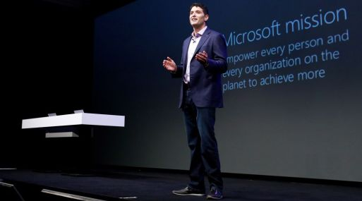 Terry Myerson, jefe de Windows y Dispositivos. (Foto: Microsoft)