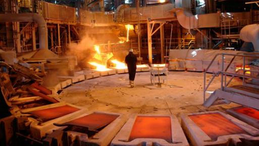 El cobre a tres meses en Londres operaba con un alza de 1.26% a US$ 5,629.50 la tonelada.