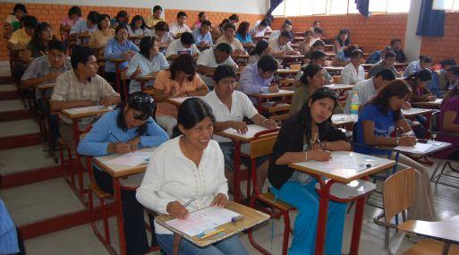 Profesores de todas las escalas participar n en pr ximo for Concurso para profesores