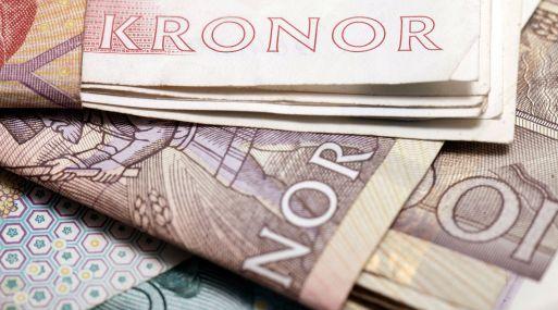 La aversión de los suecos al dinero en efectivo es cada vez más visible en los datos relativos a la masa monetaria. (Bloomberg)