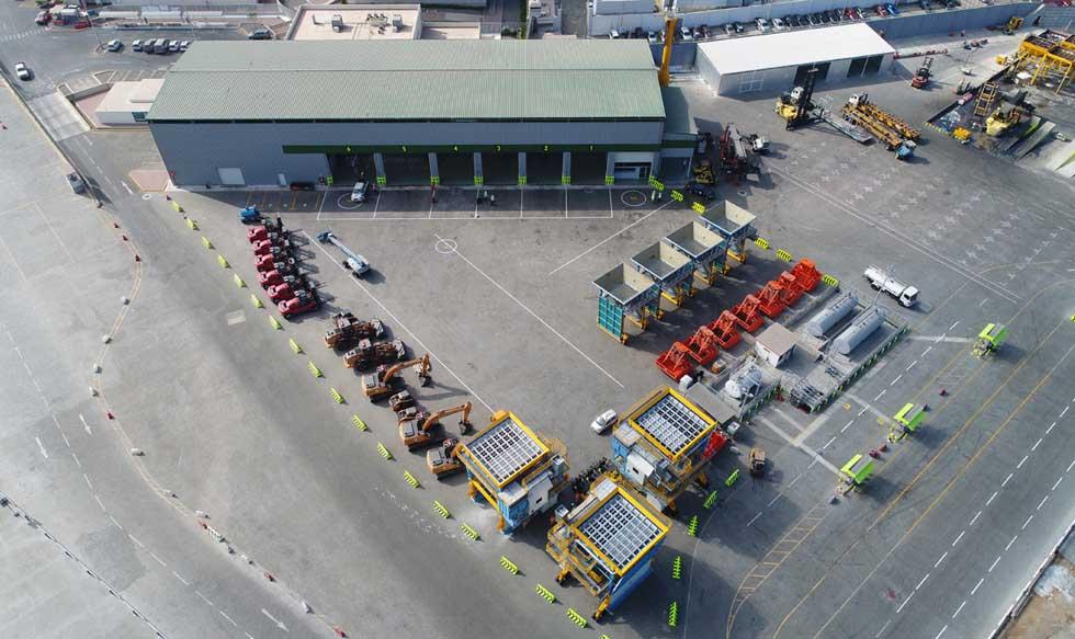 APM Terminals, puerto del Callao, puertos