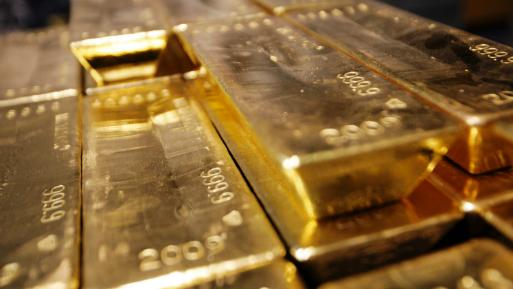 El oro al contado subía un 0.08% a US$ 1,261.06 la onza a las 1153 GMT.