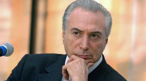 Empresario confiesa que sobornó a Michel Temer