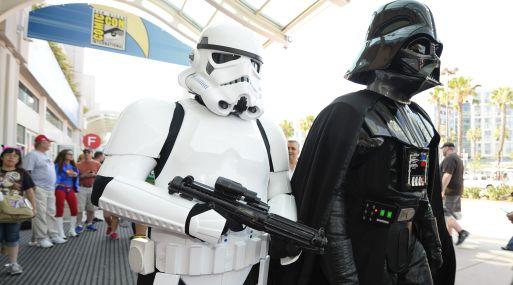 'Star Wars' 40 años de fiebre galáctica