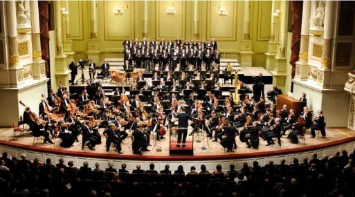 Cancela Orquesta Sinfónica de Dresde concierto contra muro de Trump