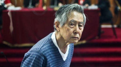 Juez rechaza recurso que buscaba liberar a Fujimori — Perú