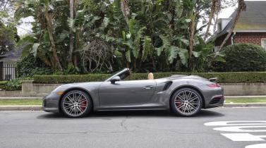 Este es el nuevo Porsche 911 Turbo Cabriolet: US$ 182,000 de pura velocidad