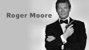 La vida en imágenes de Roger Moore, el James Bond más afable e inglés