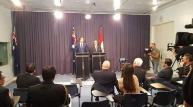 TLC entre Perú y Australia se cerraría a fin de año
