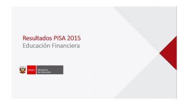 Educación: Sepa los resultados del PISA Financiero entre estudiantes peruanos y  extranjeros