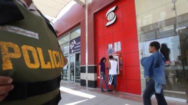 Policías que brinden servicios de seguridad en sus días libres recibirán S/ 13.23 por hora