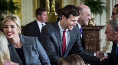 Investigación de FBI a Kushner lleva caso ruso a la Casa Blanca