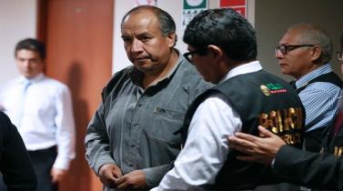 Caso Odebrecht: Poder Judicial reprograma audiencia de prisión preventiva contra Jorge Acurio