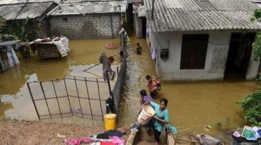 Inundaciones en Sri Lanka dejan al menos 146 muertos y 500,000 desplazados